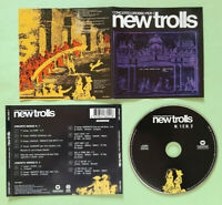 CD Concerto Grosso Per I NEW TROLLS italy rock prog progressive no lp mc live