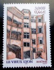 SELLOS FRANCIA 2001 3390 LE VIEUX-LYON 1v.