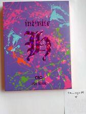 INFINITE H FLY HIGH ALBUM (no photocard)- Hoya + Dongwoo Unit (CD, Jan-2011)