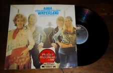 ABBA record album Waterloo Epic blue Spanish pressing 1974