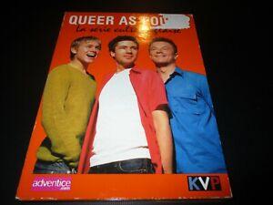 "COFFRET 2 DVD ""QUEER AS FOLK - SAISON 2"" serie gay"