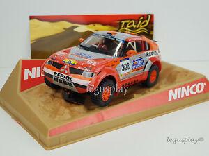 Slot Scx Scalextric Ninco 50392 Mitsubishi Pajero Evo Dakar