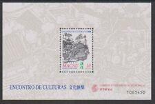 Macau - 1999, Cultural Mix sheet - MNH - SG MS1136