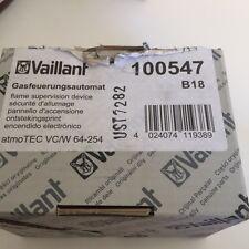 VAILLANT 100547 10-0547 GASFEUERUNGSAUTOMAT atmoTEC VC VCW 64-254 NEU