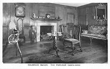 BR65155 the parlour  sulgrave manor  uk