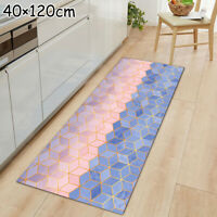 Large Carpet Non Slip Door Floor Rug Mat Kitchen Bathroom Home