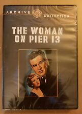 Brand New The Woman On Pier 13 DVD (1949) Playland At The Beach San Francisco