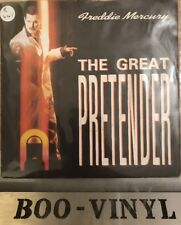 "Freddie MERCURY-IL GRANDE IMPOSTORE 7"" VINILE 19827 PARLOPHONE R6151 EX +"