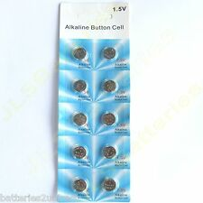 1000 x Alkaline Button Cell Batteries AG10 LR1130 389 LR54