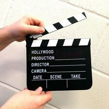 Directors Clapperboard Hollywood Silent Film Movies Clapper Board Prop 1920s 30s