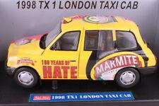 TX 1 1998 LONDON TAXI CAB  SUN START 1:18 1122