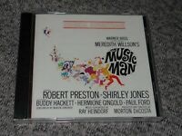 Meredith Willson's THE MUSIC MAN Original Soundtrack CD Brand New/Factory Sealed