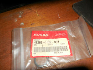 NOS Honda OEM CirClip 1988-08 TRX300 TRX350 TRX400 TRX450 42209-HC5-003