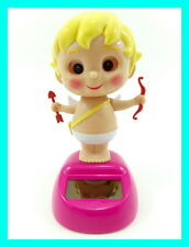 Solar Dancing Angel Cupid Baby Solar Powered Collectible Novelty Toy Figurine