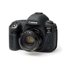 easyCover Armor Protective Skin for Canon 5D Mark IV (Black)
