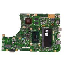 Pour ASUS X556U X556UV X556UB Motherboard i5-6200U 8GB GT920M carte mère Mainboa