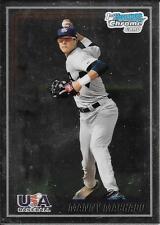 2010 Bowman Chrome 18U USA Baseball #18BC10 Manny Machado