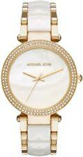 Michael Kors Women's MK6400 Parker Gold Tone Stainless Steel 39 mm Watch