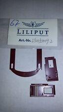 LO 67 Liliput Repuesto L50050009.2 Cabina del conductor