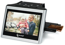 "ClearClick Virtuoso 2.0 22MP 35mm Slide Negative Film Scanner Huge 5"" LCD Screen"