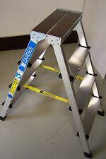 Zarges Stufenstehleiter Z300 2x4 Stufen Nr.42434
