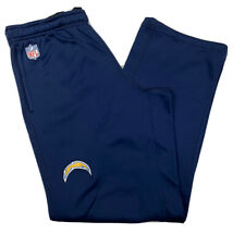 LA San Diego Chargers Nike On Field Sweat Pants Navy Blue Therma Fit Mens Medium