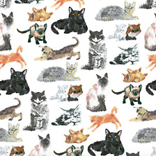 """Cat's Meow Gift Wrap Tissue Paper-10 Sheets 20"""" x 30"""" Brand New - Free Shipping"""