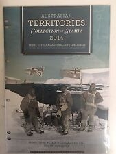 2014 Australian Territories Completed Collection of Postage Stamps