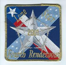 B-52 4th RENDEZVOUS 2001 patch