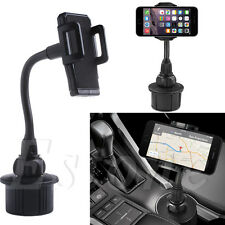 Universal Cup Holder Car Mount for GPS/Smart Phone iPhone/Samsung/LG Cell Phone