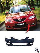 Mazda 3 2009-2012 PARACHOQUES DELANTERO IMPRIMADO Nuevo