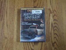 KUSTOM CARS LEAD SLEDS - BACK FROM THE DEAD II - DVD - BRAND NEW