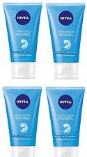 NIVEA rinfrescanti waschgel alcool liberamente con vitamina e 4x150ml #643