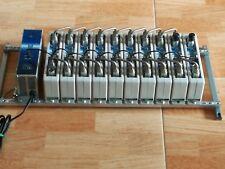 Central amplificadora monocanal ALCAD 905ZG (9 canales TDT + fuente)