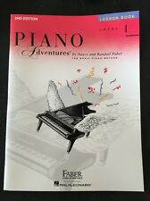 Piano Adventures : A Basic Piano Method (1996, Paperback, Revised)