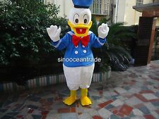 2019 Christmas Donald Duck Adult Halloween Mascot Costume Fancy Dress Outfit UK