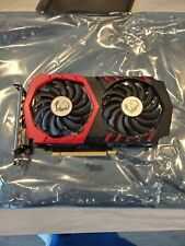 MSI NVIDIA GeForce GTX 1050 GAMING X 2GB