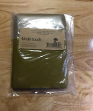 Kindle Touch Green Leather Cover