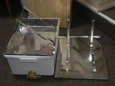 Entdecklungsgeschirr m.Hahn kpl.60x45x26cm h Honig, Imkerei,Imker,bee,beekeeping