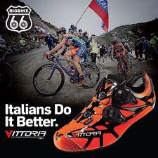 Vittoria Ikon Cycling Shoes (orange) - size: 44
