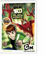 Ben 10 Alien Force: Season 1, Volume 6 (DVD,2010) (trndt118226d)