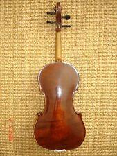 alte 4/4 Geige Violine ca. 120 Jahre alt ohne Zettel/Stempel sofort spielbereit