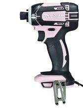 Makita Rechargeable Impact Driver 14.4V Pink Body Only TD138DZP