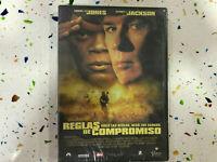 REGLAS DE COMPROMISO DVD NUEVO NEW PRECINTADO SAMUEL L. JACKSON  TOMMY LEE JONES