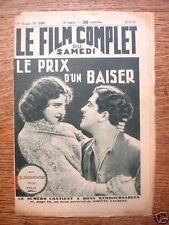 """Film Complet Le prix d'un baiser"""" Par R. Dessaignes Fox"""