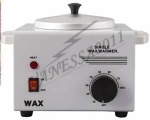 Single Pot Wax Heater Warmer Machine Depilatory Hot Paraffin Wax Machine