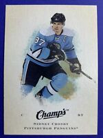 2008-09 Upper Deck Champs #91 Sidney Crosby Pittsburgh Penguins
