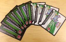 Pokemon SM Burning Shadows Online TCG Code Cards x10 Mailed