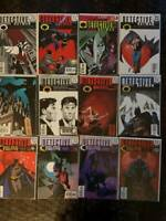 Detective Comics Modern Age Lot, 12 Issues, DC, Near Mint, #'s 761-772.
