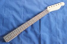 22 Fret Canadian Maple Neck Rosewood Fretboard For Telecaster Guitar Free P&P